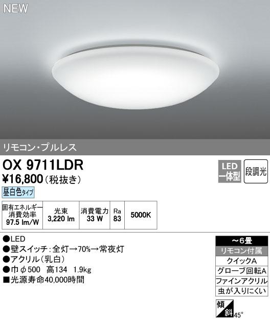 ox9711ldr